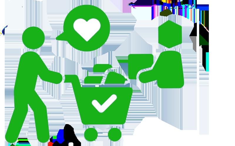 fact advisor grünes männchen glücklich